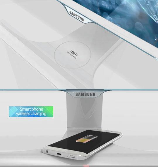 Samsung Monitor Charge