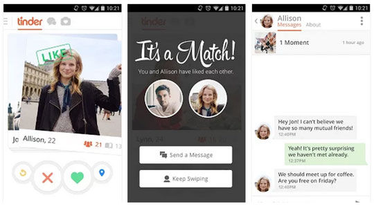 Tips for messaging on tinder