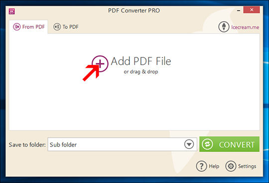 how to add a word file to a pdf