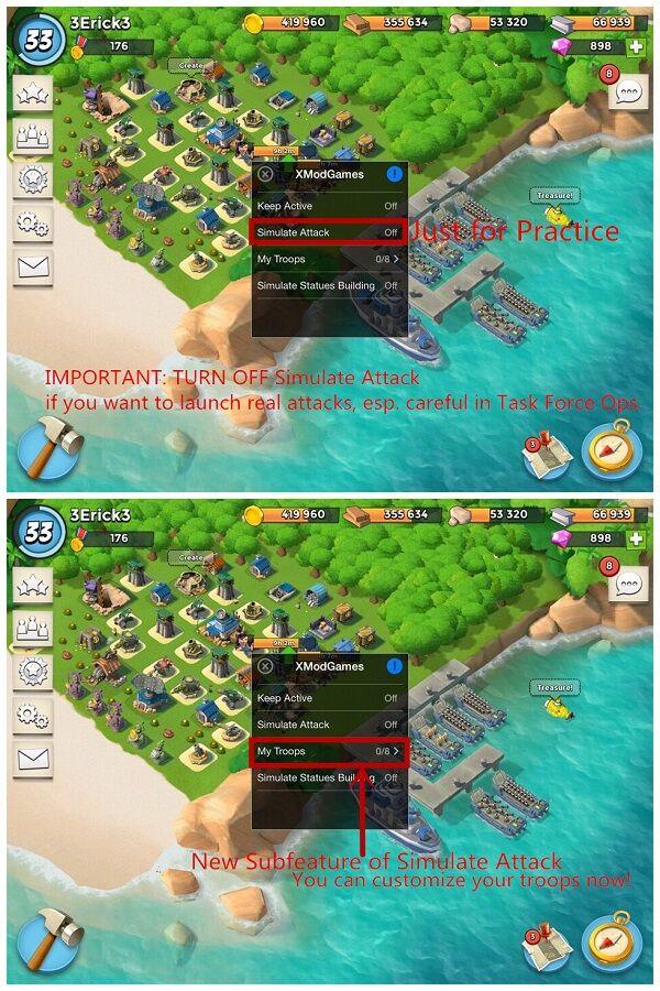 Mod Boom Beach Xmodgames 5