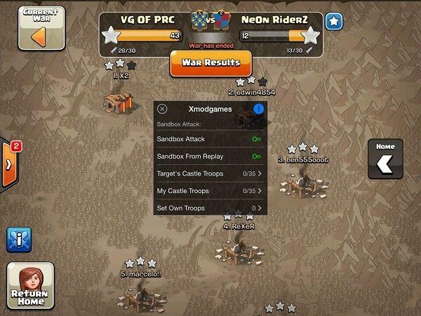 Mod Clash Of Clans Terbaru 3