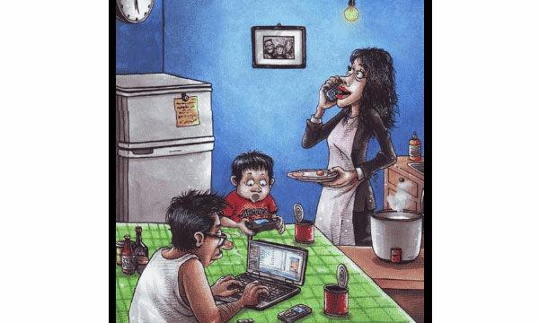 Keluarga Hp