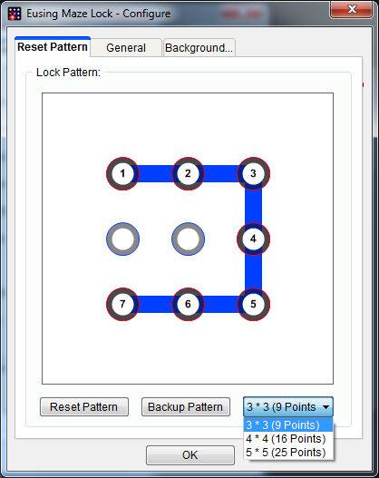 Cara Membuat Lock Pattern Android Di Pc Windows 4