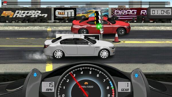 Game Balapan Android 9