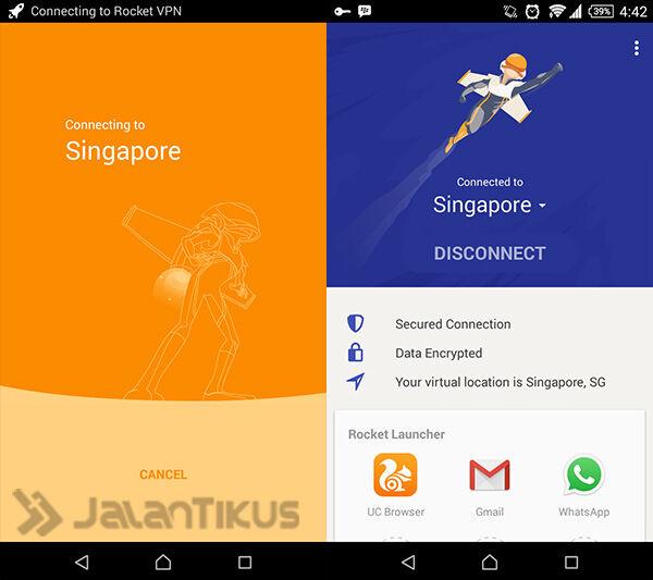 Cara Buka Situs diblokir di Android Tanpa Root 3