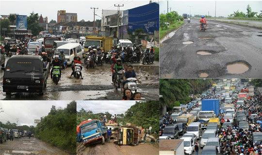 Jalan Raya Indonesia
