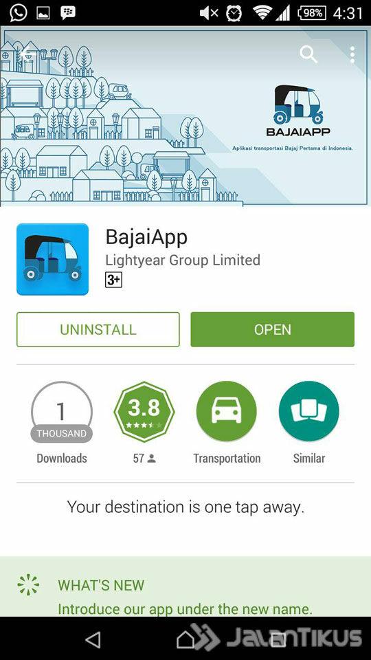 Bajai App