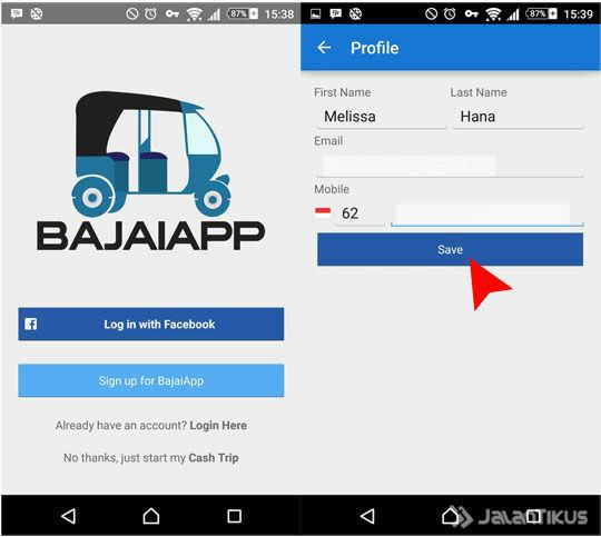 Daftar Bajaiapp