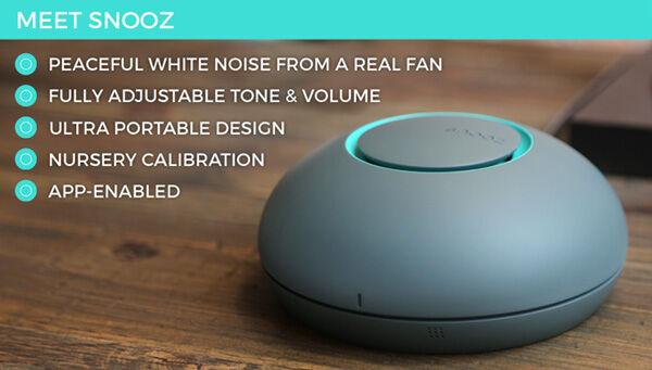 Snooz Sound Sleep Perangkat Obat Susah Tidur 1