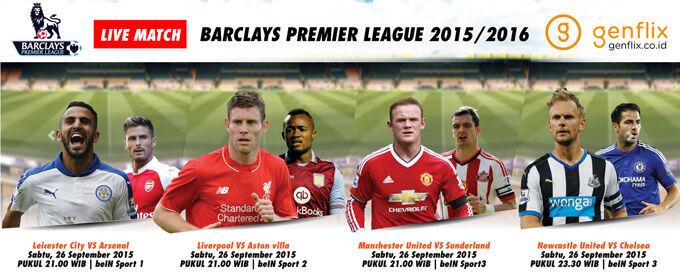 Live Barclay Premier League Big Match Genflix 1