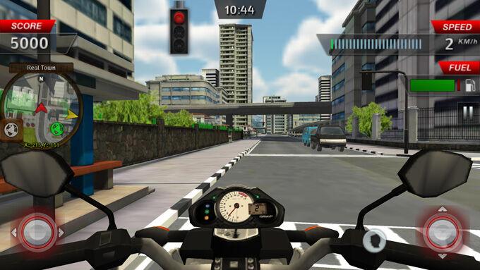 Game Real Rider Karya Developer Lokal Astra Honda Motor 3