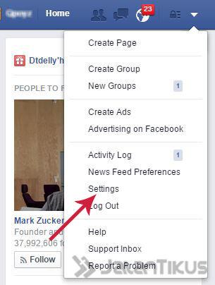 Mematikan Fitur Autoplay Video Facebook 1