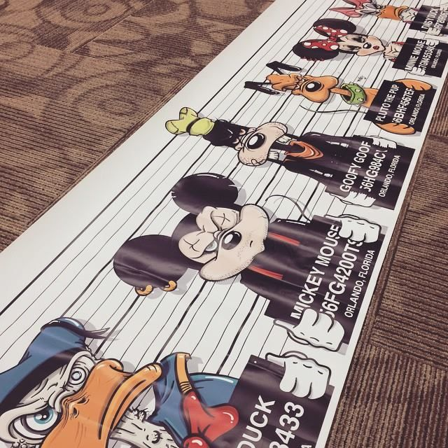 Karakter Disney Masuk Penjara Banner2
