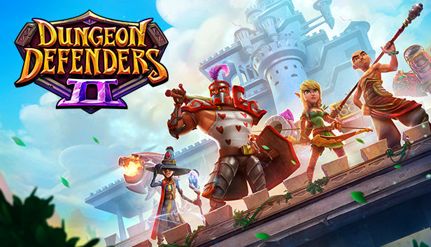 tentang dungeon defenders II dungeon hunter