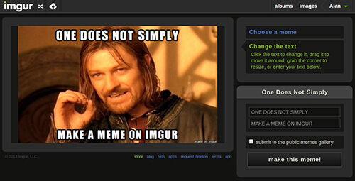 Font Meme Impact 6