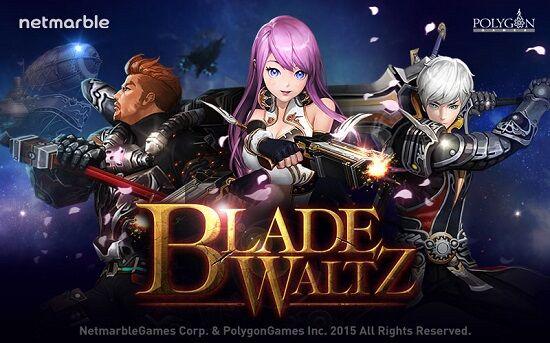 Netmarble Blade Waltz