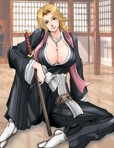 15 karakter wanita terseksi di manga-2