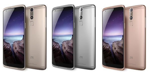 Smartphone Android Warna Rose Gold 1