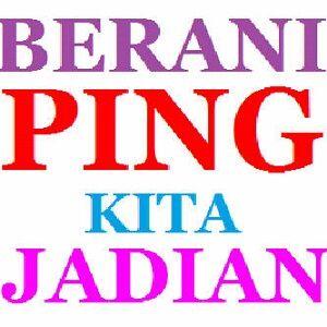 ping bbm 2
