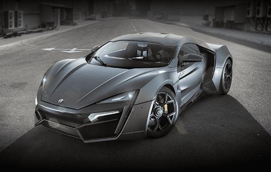 5 Mobil Keren Dan Mewah Yang Bakaln Bikin Kamu Ngilerw Motors Lykan Hypersport