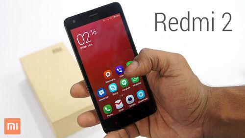 Xiaomi Redmi 2 Vs Meizu M2 1