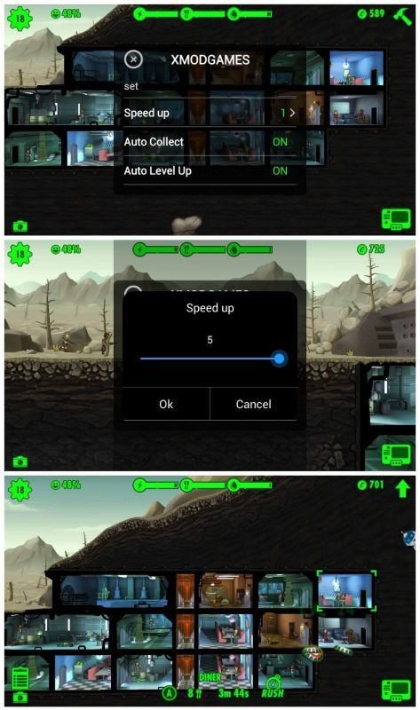 Mod Fallout Shelter Android 3