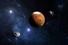 Mars Akan Berubah Menjadi Planet Bercincin