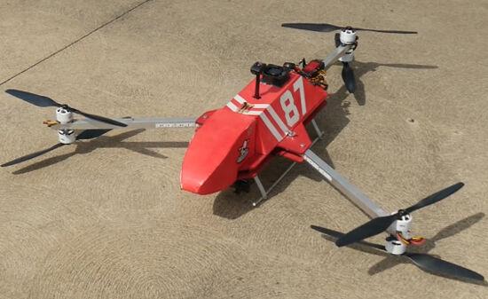 Drone Pemadam Kebakaran 2