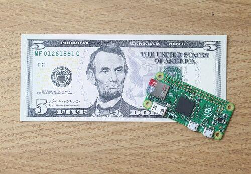 Raspberry Pi Zero 2