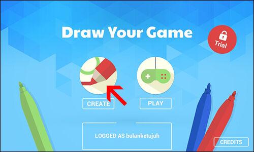 bikin game sendiri di android