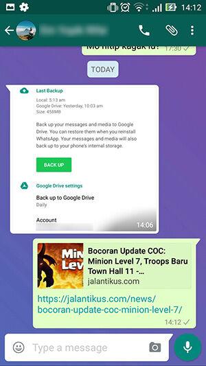 6 Fitur Whatsapp 6