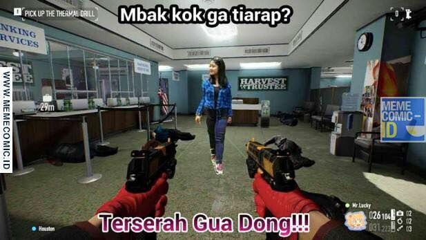 Meme Suka Suka Gue Dong Perusak Taman Bunga Amarillys 23