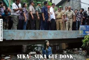 Meme Suka Suka Gue Dong Perusak Taman Bunga Amarillys 31