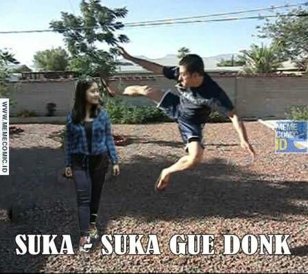 Meme Suka Suka Gue Dong Perusak Taman Bunga Amarillys 32