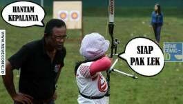 Meme Suka Suka Gue Dong Perusak Taman Bunga Amarillys 35