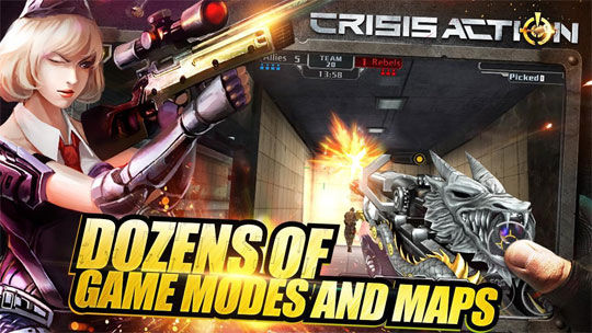 Crisis Action 4