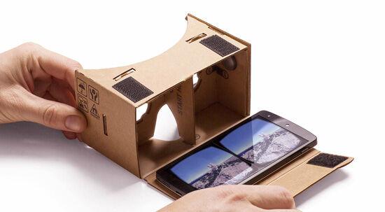 Google Cardboard Camera Bikin Foto 3d 1