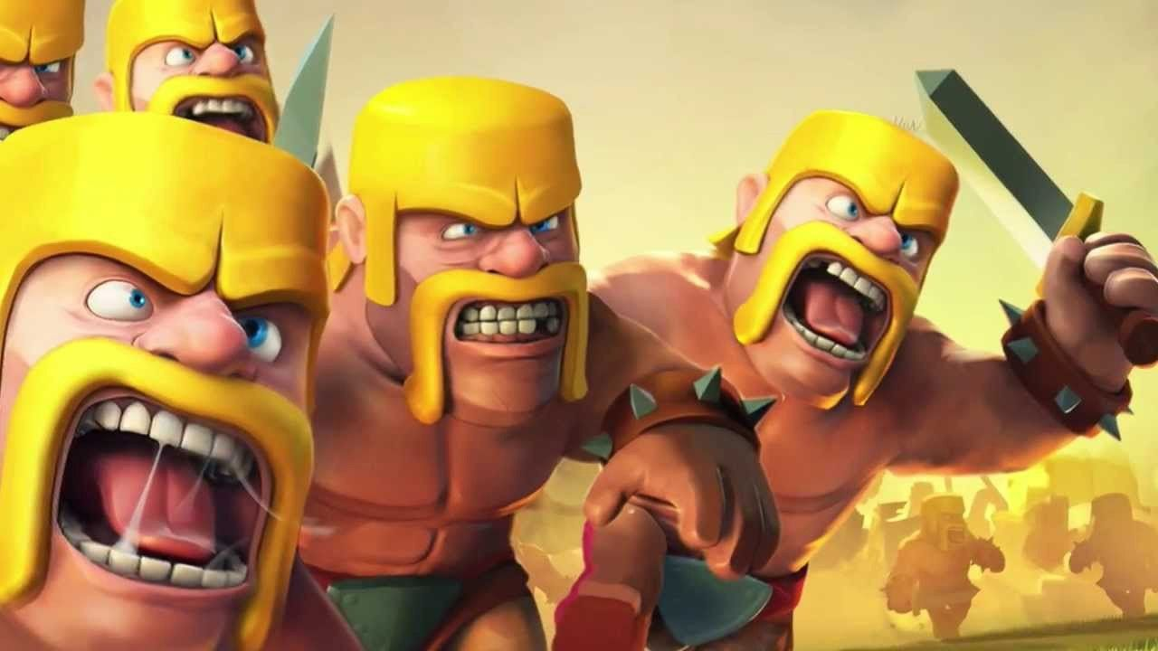 60 Wallpaper HD Android Clash Of Clans COC Terbaru Part 1