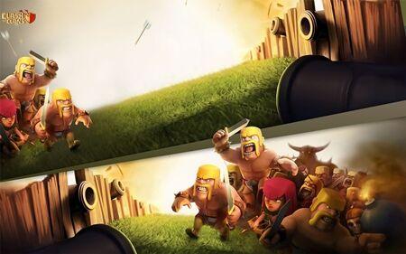 Wallpaper Clash Of Clans Mini 12