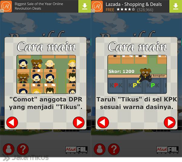 Game Pilkada Serentak