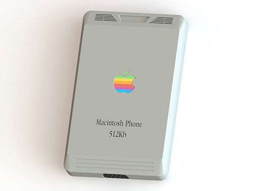 Macintosh Phone 3