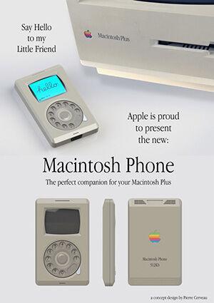 Macintosh Phone 5