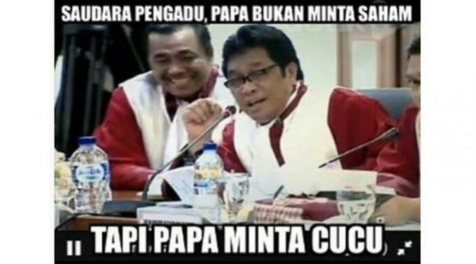 Meme Sidang Mkd 12