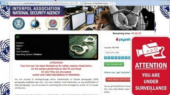 Situs dewasa ini terinfeksi malware 2