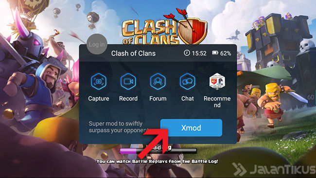 Xmod games clash of clans android 2016