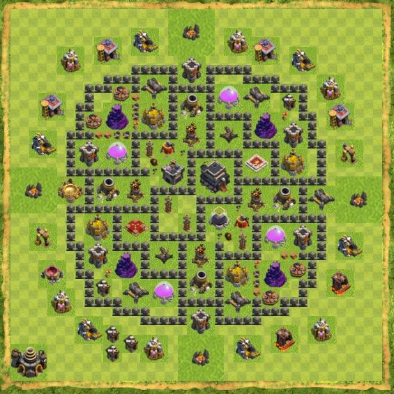 base-defense-coc-th-9-14