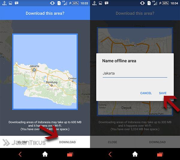 Google Maps Offline 3