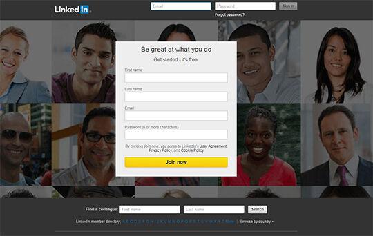 linked-in cara mudah mencari identitas seseorang