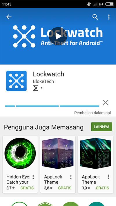 LOCKWATCH-1