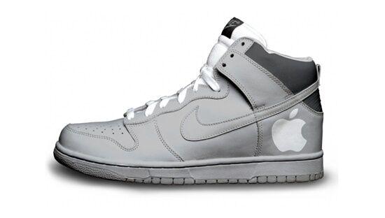 apple sneaker